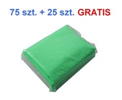 Absorbent cloth, sterile, size 50x60 cm