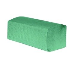 Towels tray, (white/green) (pack=200pcs)