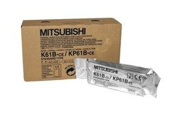 Video printer paper Mitsubishi K61B (KP61B), standard type